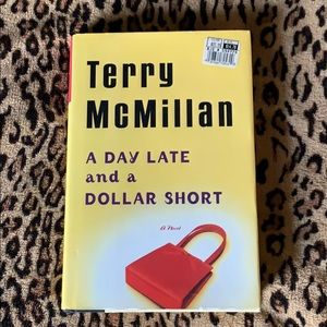 Other - Book Terry McMillan A Day Late and a Dollar Short